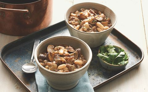 Recipe: Bean Bourguignon
