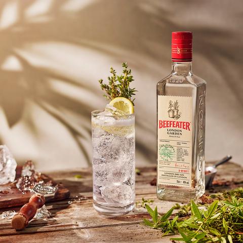beefeater garden gin