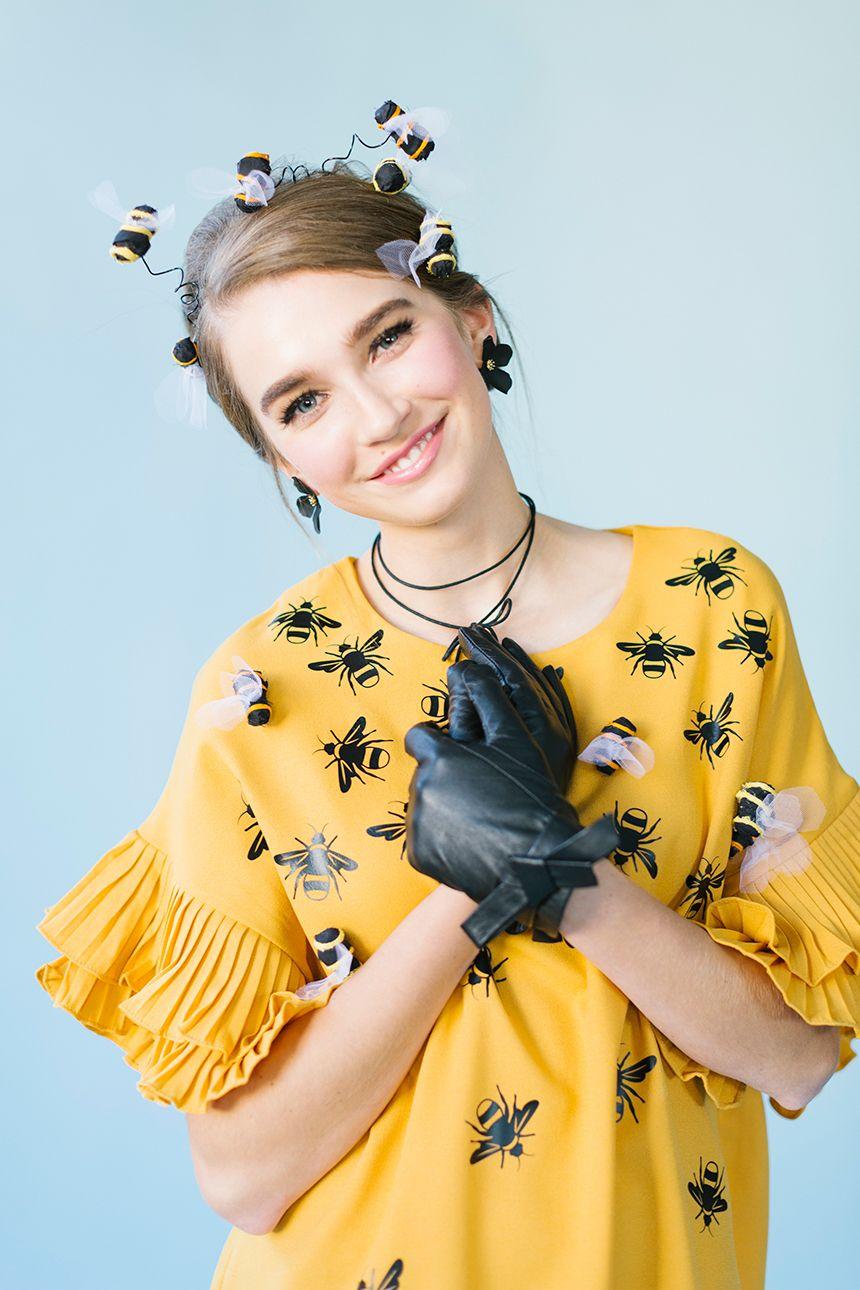 fa33c61f0c3 45 DIY Halloween Costumes for Women - Easy Halloween Costumes for Adults