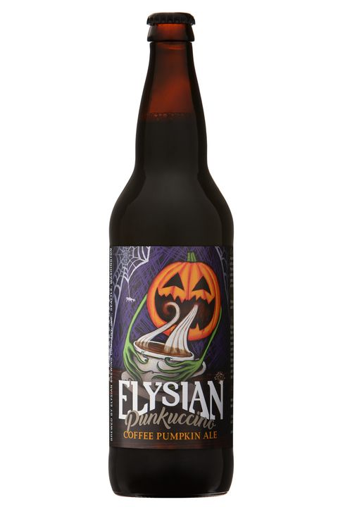 pumpkin coffee ale