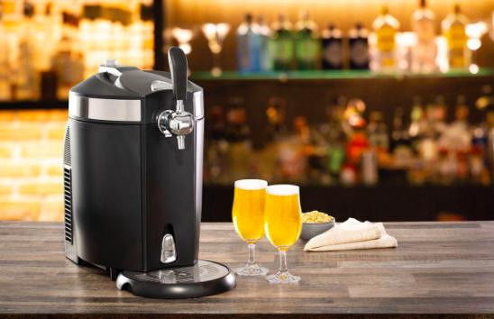 beer machine morrisons