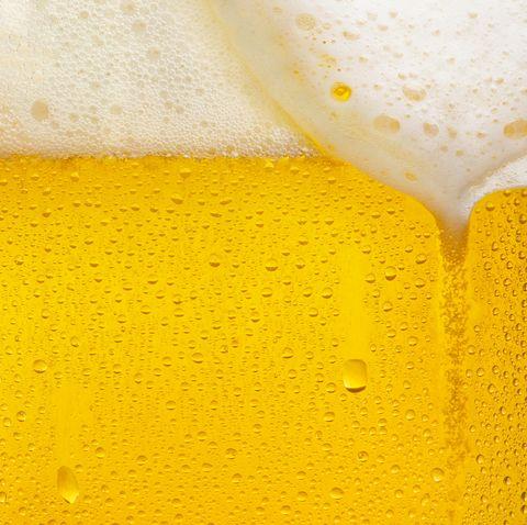 man brews beer in stomach