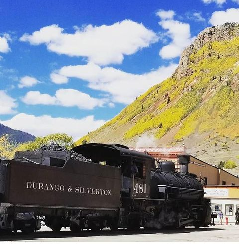 Transport, Locomotive, Train, Railway, Vehicle, Rolling stock, Mode of transport, Railroad car, Steam engine, Highland,