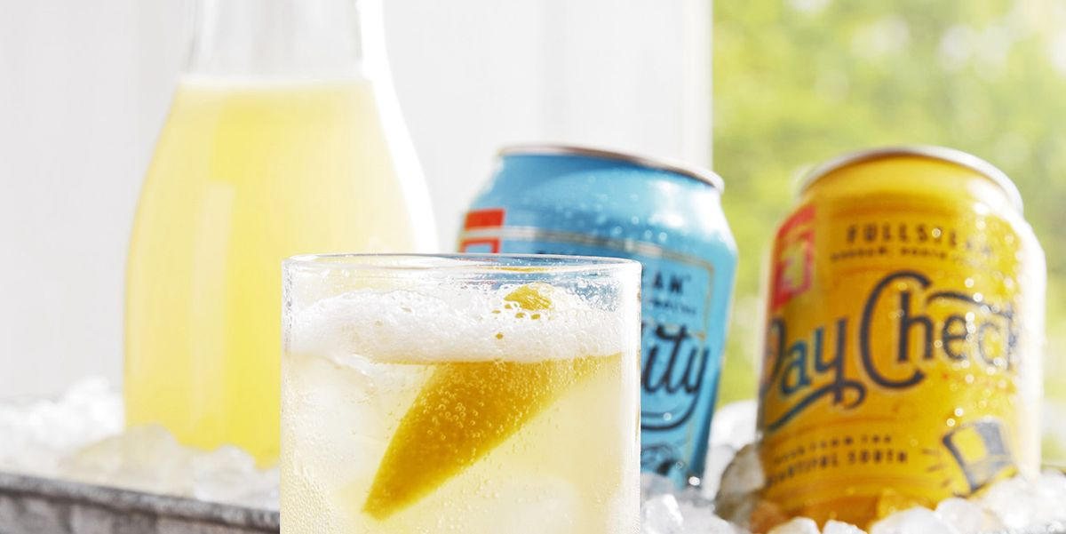 how to make a shandy