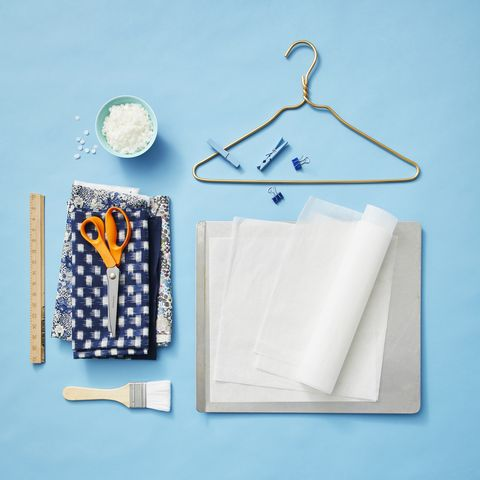 beeswax wraps supplies