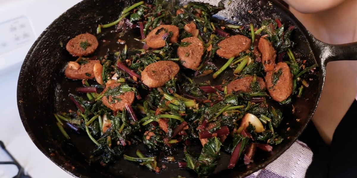 How To Cook Beet Greens