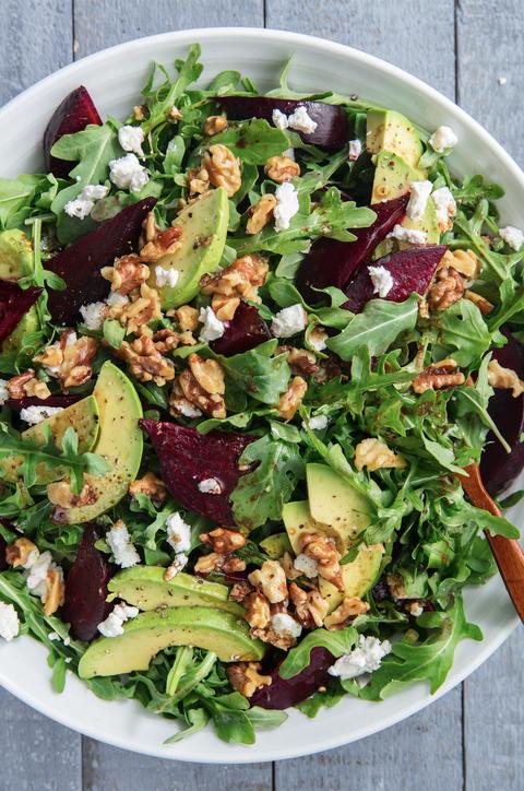 Dish, Food, Garden salad, Salad, Cuisine, Ingredient, Spinach salad, Vegetable, Spring greens, Superfood,