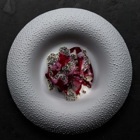 mauro colagreco gerecht voor world's best chefs