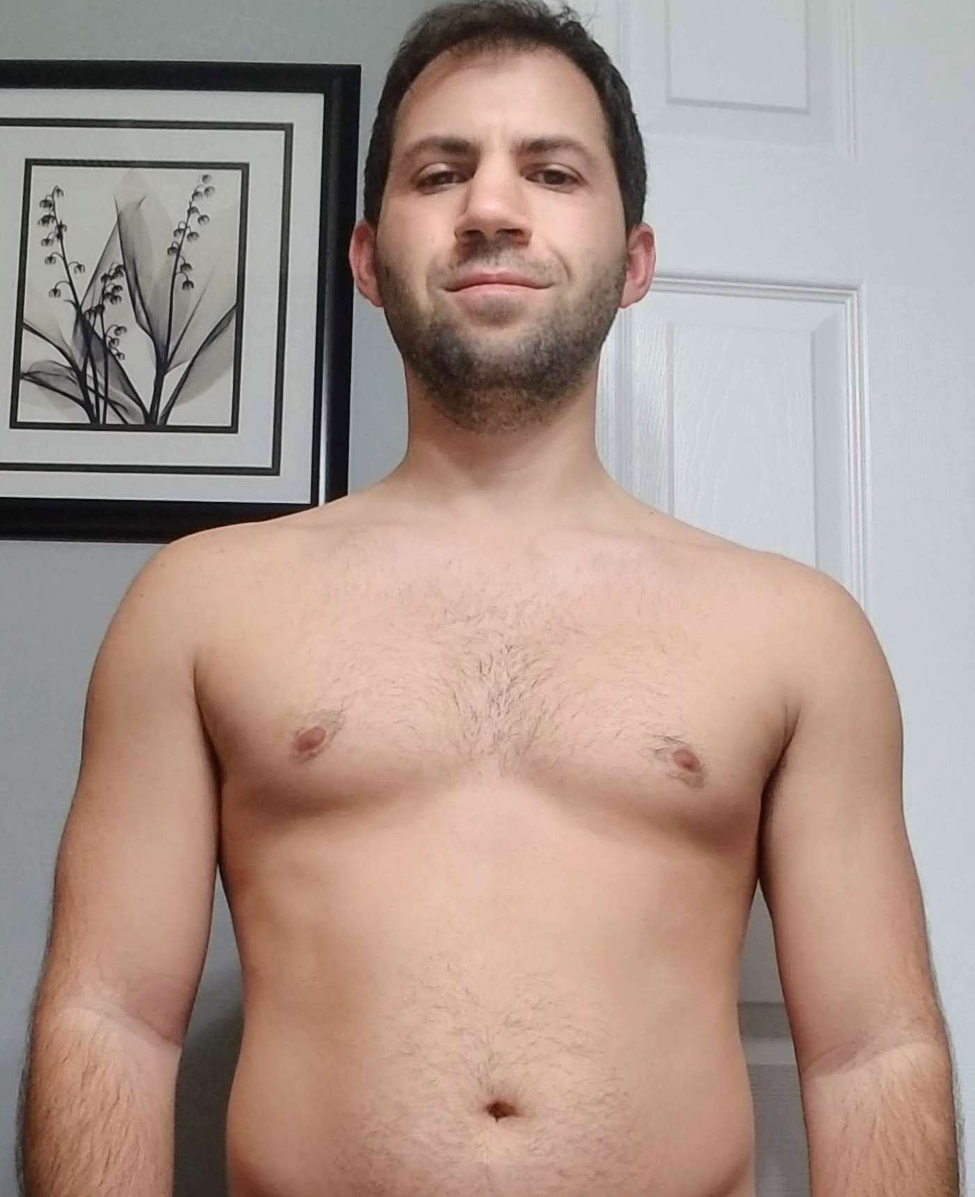 Simple Changes Helped This Guy Get Shredded Quickly