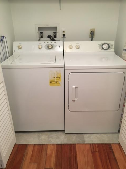 8 Small Space Design Ideas You Can Steal From This 400 Laundry Makeover