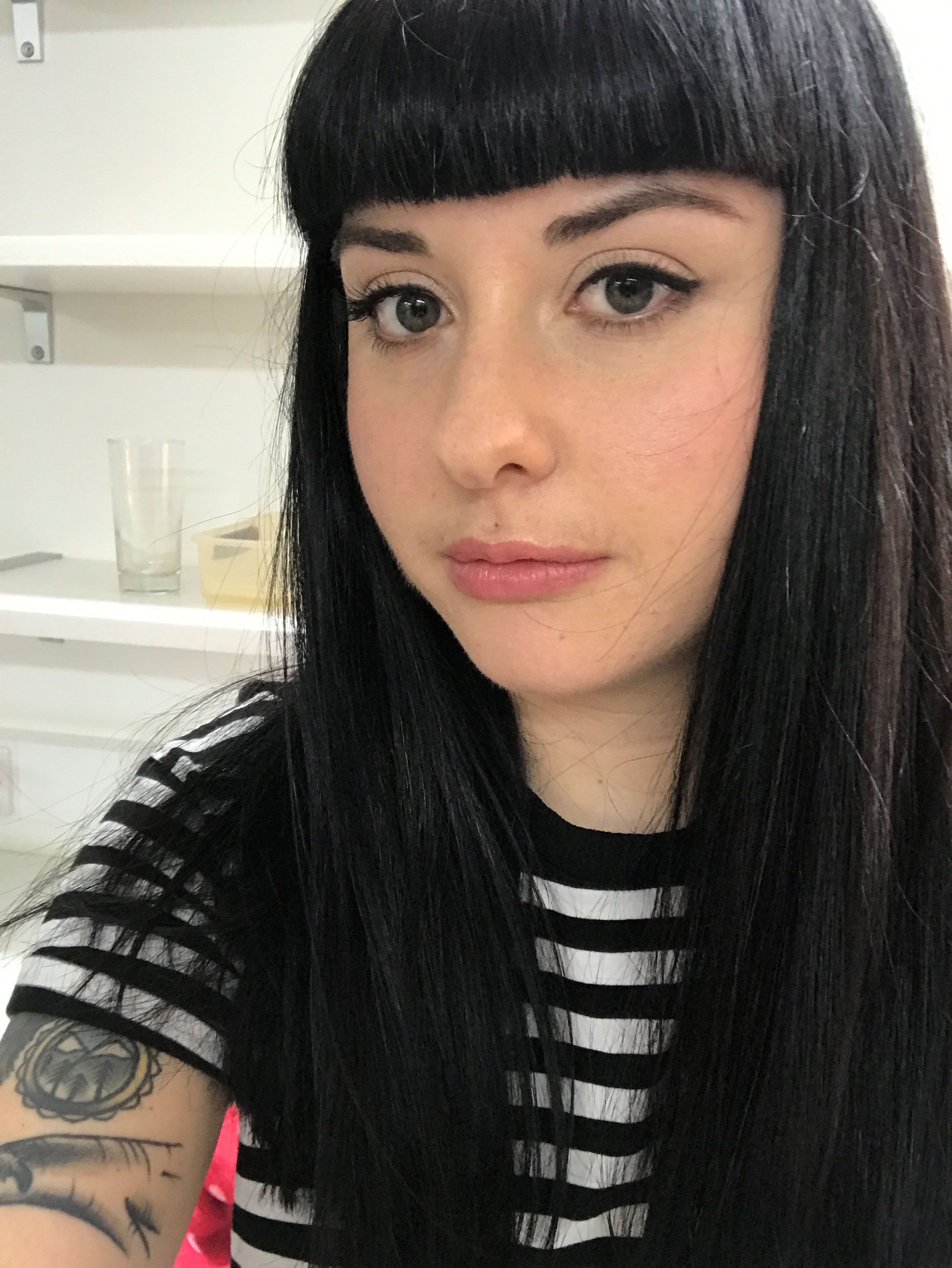 How To Lighten Black Hair With Minimal Damage I Went