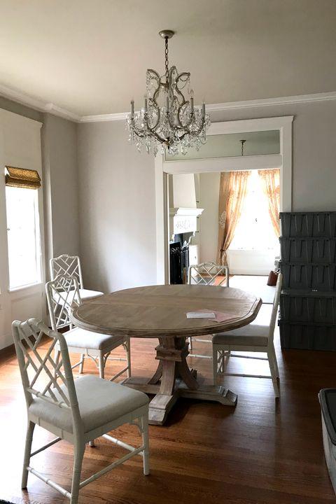 marea clark dining room before