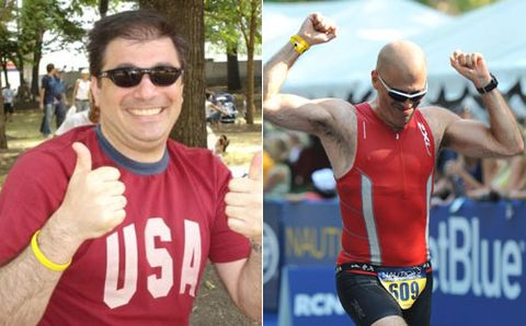 How Running Changed Me: Eric Rayvid Improved His Cholesterol
