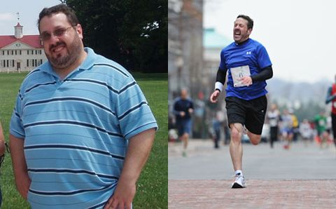 How Running Helped These People Lose 70+ Pounds