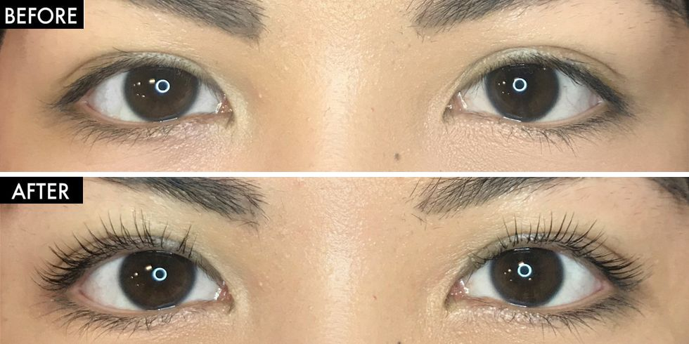 What Is A Lash Lift Eyelash Lifts Vs Lash Extensions False