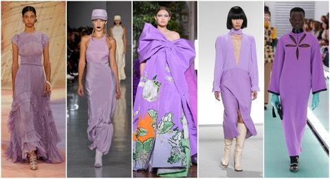 Sleeve, Purple, Formal wear, Violet, Magenta, Style, Pink, Lavender, Dress, Headgear,