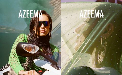 Jameela Elfaki, Azeema Magazine,