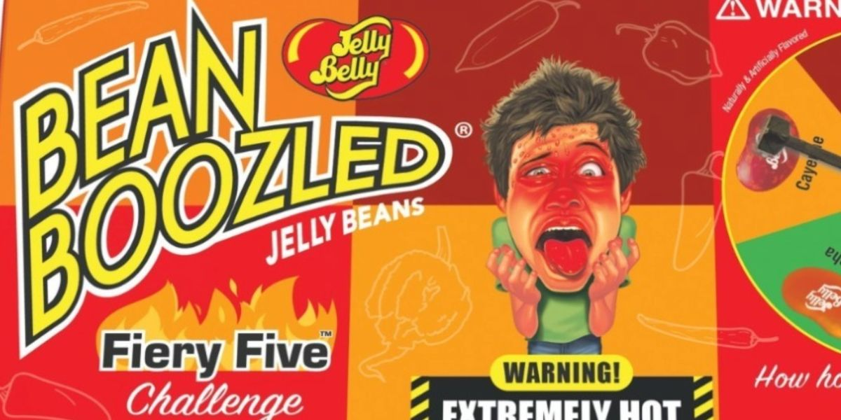 Spicy Food Obsessives Need To Try Jelly Belly's Hot New Flavors