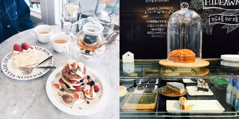 Food, Brunch, Cuisine, Breakfast, Dish, Dessert, Meal, À la carte food, Pâtisserie, Ingredient,