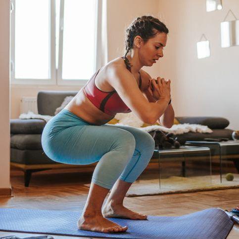 全身燃脂訓練!4個瘦大腿超強動作「波比跳 深蹲跳躍」高效練出大腿縫、加強核心緊實腹肌