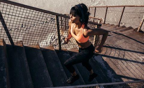begin training, begin, training, energie, omschakeling, lichaam, zwaar