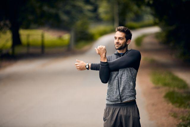 hardlopen stretchen hoe begin je weer als je een lange tijd niet hebt hardgelopen