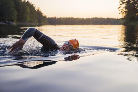 Beginner's Swimming Workout