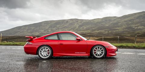 The 996 Gt3 Is One Of The All Time Great Porsche 911s