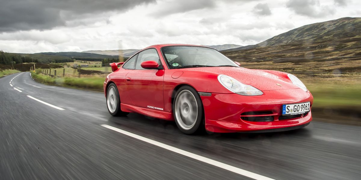 The 996 GT3 Is One of the AllTime