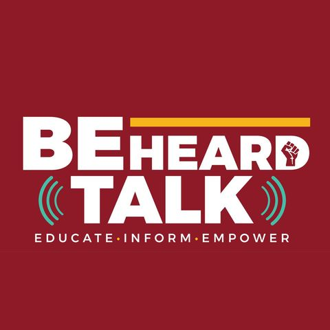 be heard talk podcast