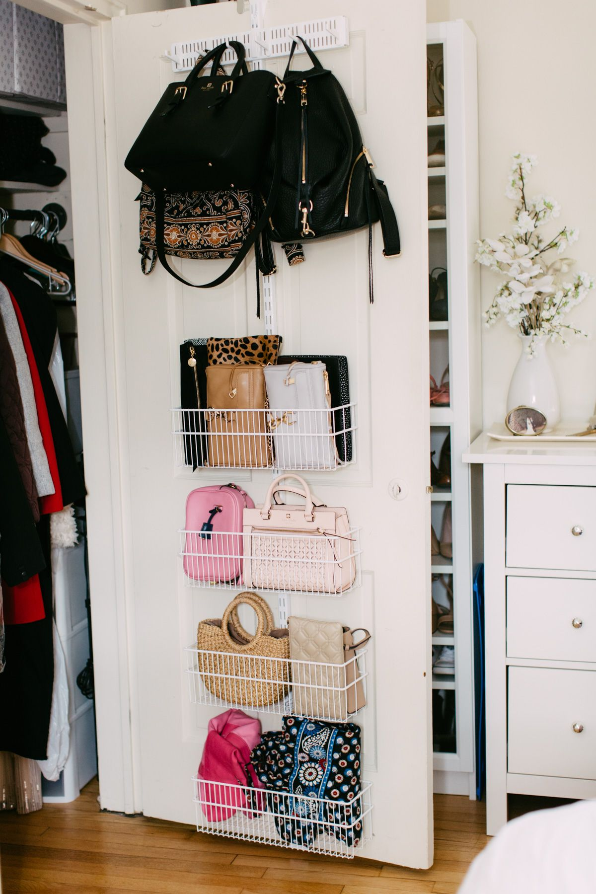 12 Small Bedroom Storage Ideas - DIY Storage Ideas for Small Rooms