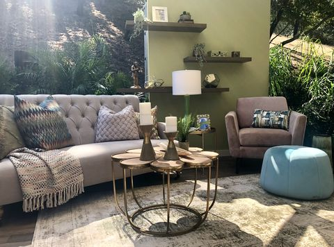 Behr Paints 2020 Color Of The Year Is Back To Nature Green