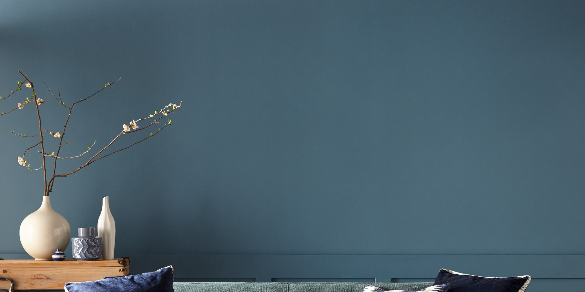 Behr Paint S 2019 Color Of The Year Is Blueprint And It S So Chic