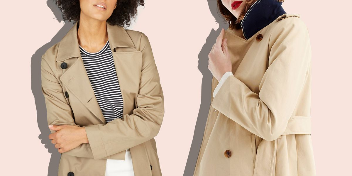 online store 52989 321fc A Beige Trench Coat Is the Ultimate Wardrobe Essential
