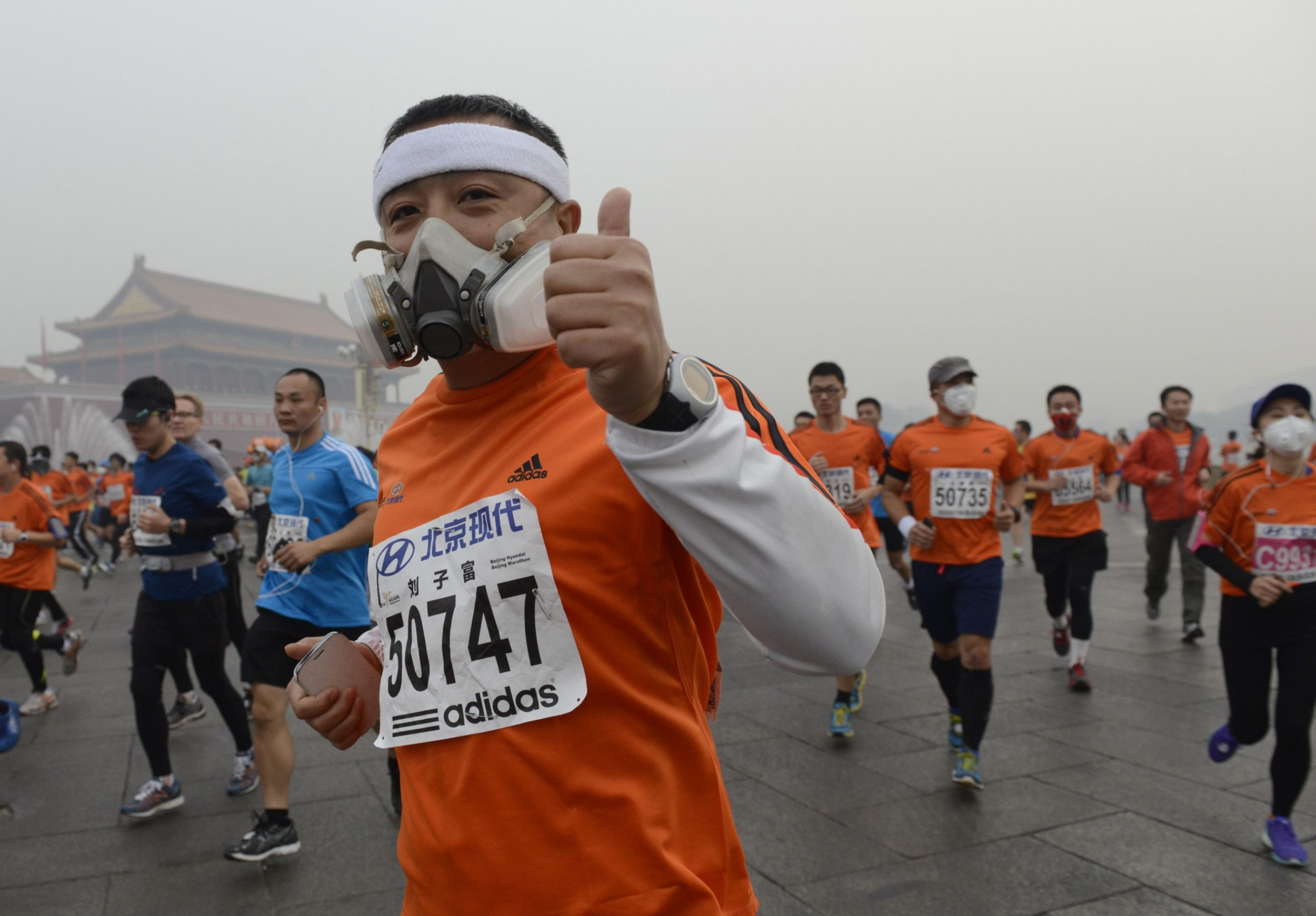 Watch How Pollution Can Affect Your Runs video