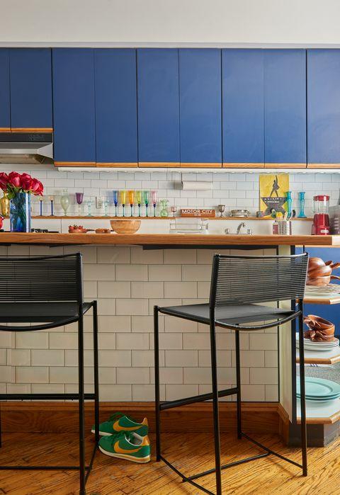 furniture, table, room, shelf, interior design, building, desk, architecture, glass, metal,