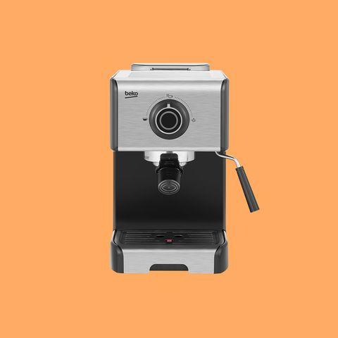 Small appliance, Espresso machine, Kitchen appliance, Home appliance, Photography,
