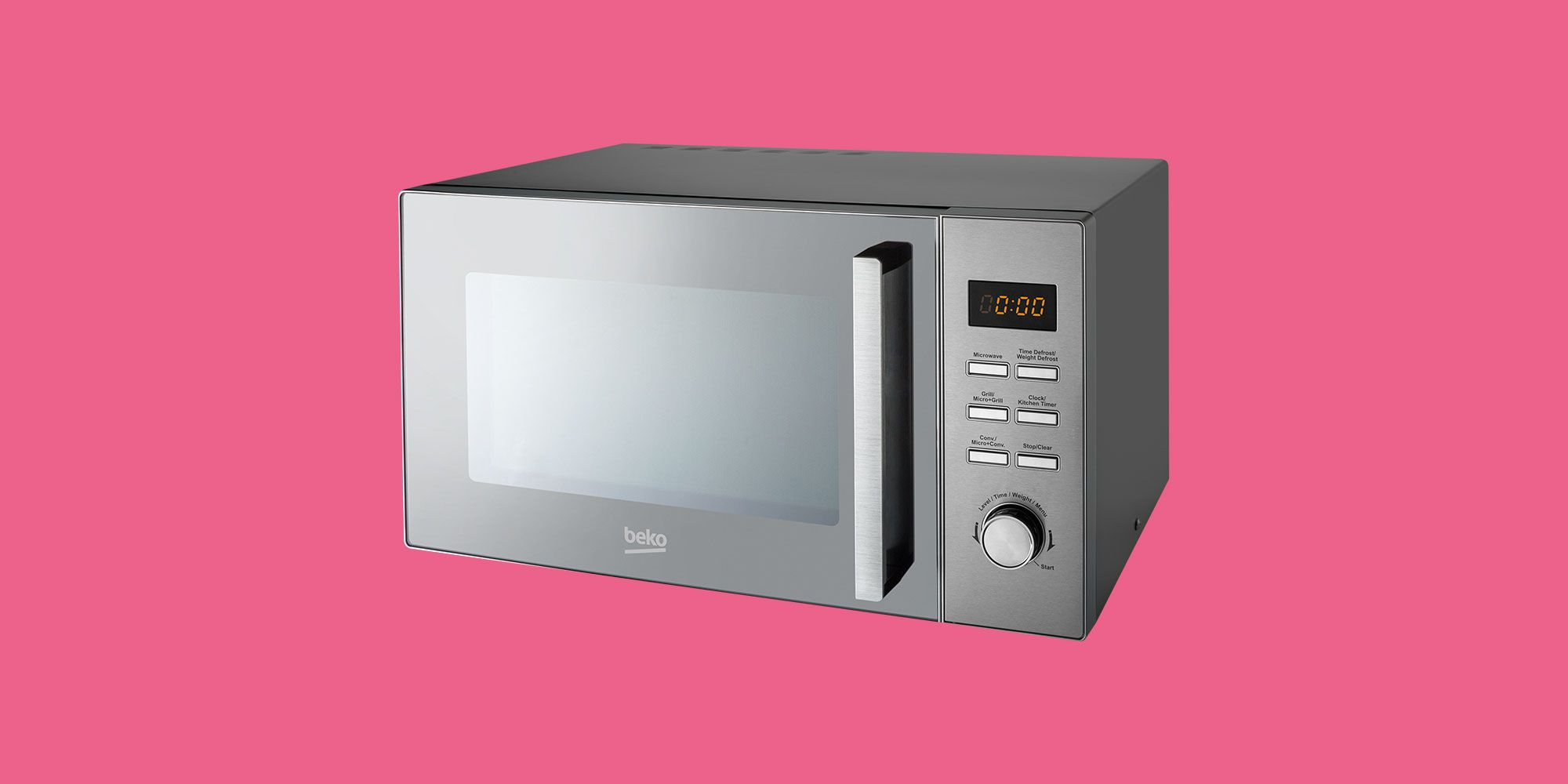Convection Microwave Oven & Grill