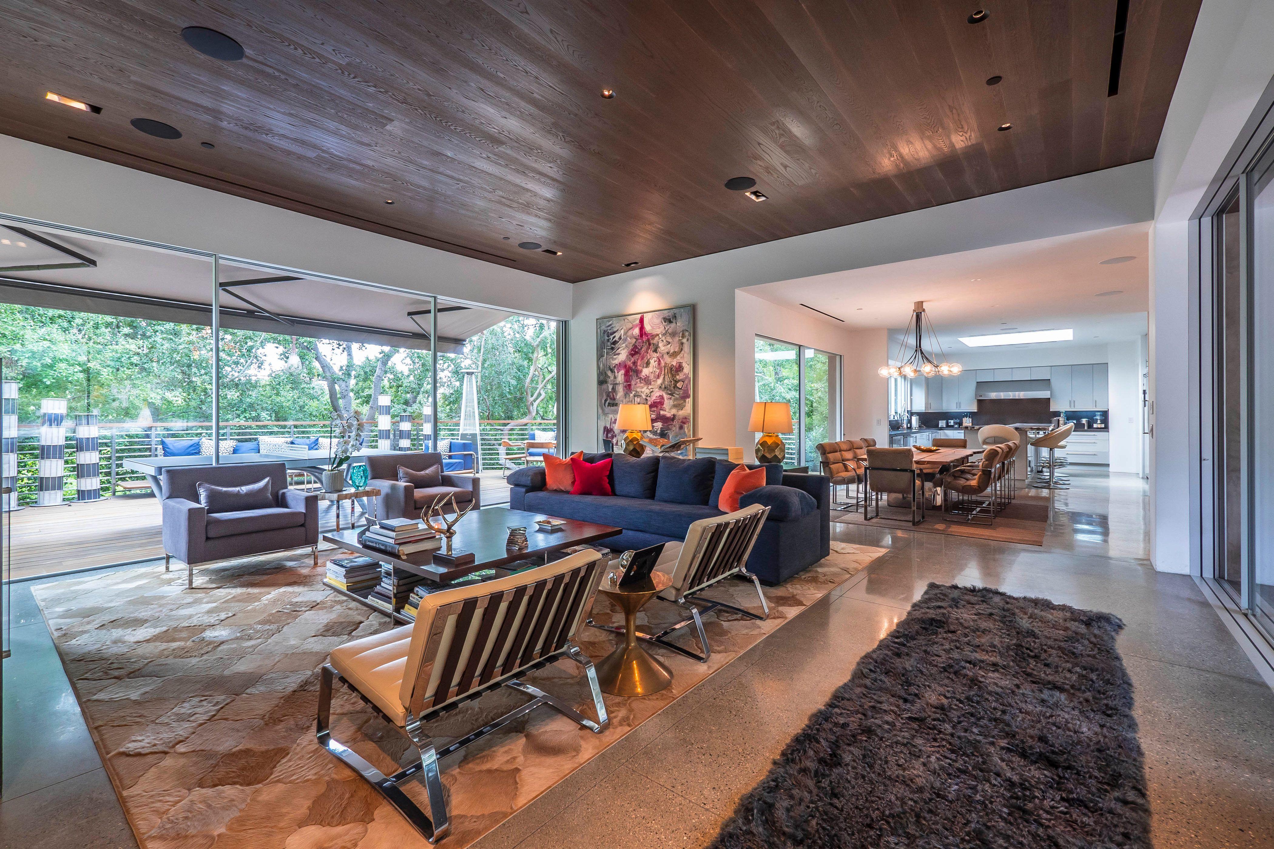 Chelsea Handler Home