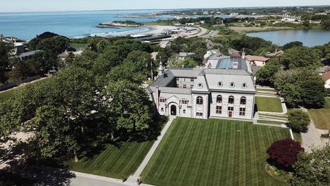 belcourt mansion tour