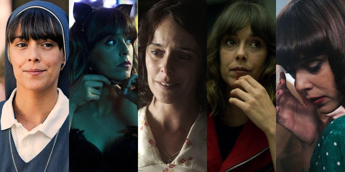 Fotogramas de Plata 2019: Belén Cuesta en 'Qué película la de aquel rodaje'