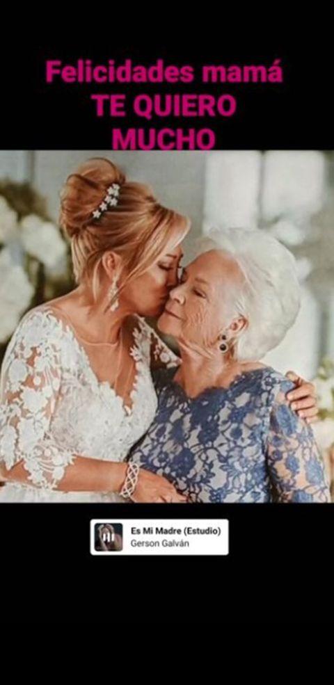 belén esteban celebra el día de la madre 2021