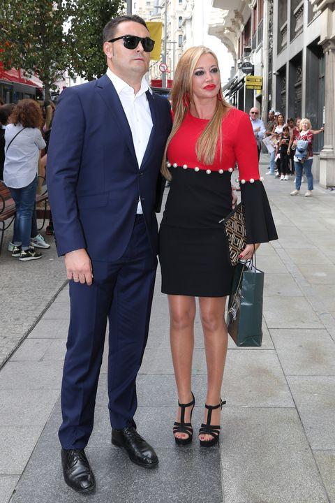 Belén Esteban y Miguel de boda en octubre 2019