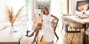 Belén Hostalet nos abre las puertas de su casa en Barcelona House tour