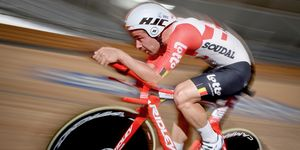 CYCLING ROUBAIX HOUR RECORD TRAINING CAMPENAERTS