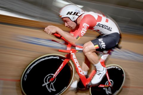 Victor Campenaerts Beats UCI Hour Record Set by Bradley Wiggins