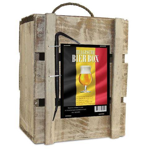 belgische bierbox proefpakket
