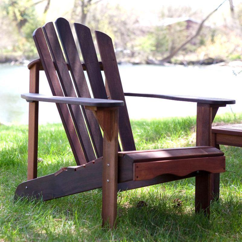 Belham Living Richmond Deluxe Adirondack Chair Set