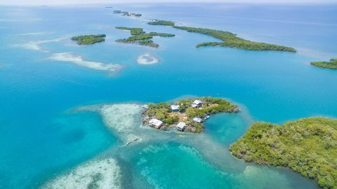 Stann Creek Island Belize