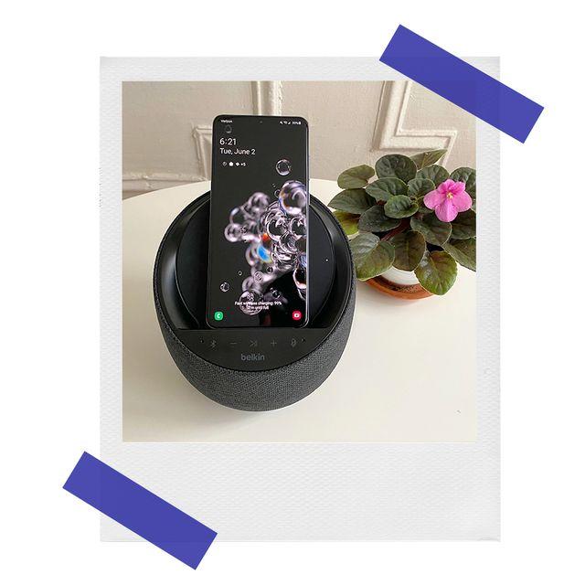 belkin's soundform elite hi fi smart speaker